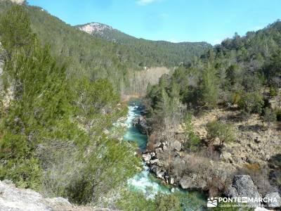 Hundido de Armallones - Alto Tajo; power walking; calidad en el senderismo;viajes de 1 dia